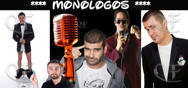 Monologuistas, monologos