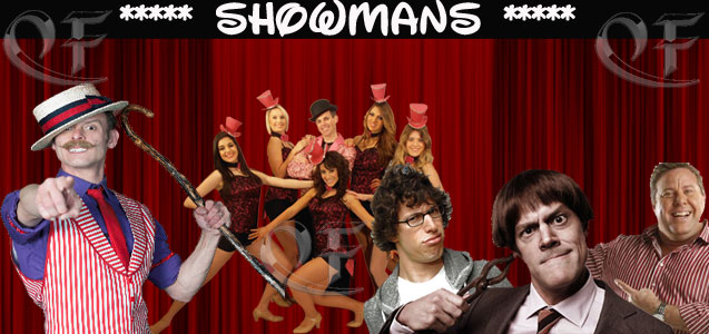 Showmans, drag queens