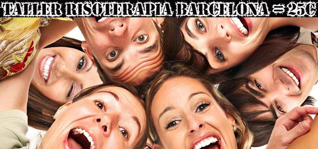 Taller de risoterapia Despedidas de soltero y soltera Barcelona