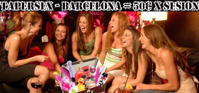 Tapper Sex Despedidas de soltero y soltera Barcelona