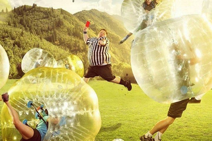 Bubble Soccer - Futbol Burbuja