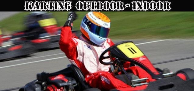 Karting Indoor Karting Outdoor