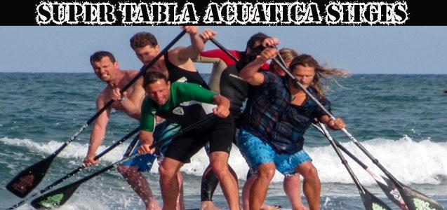 Super Tabla Acuatica Sitges